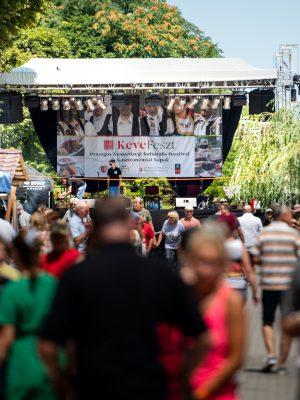 KeveFeszt 21Országos Nemzetiségi Kulturális Fesztivál és Gasztronómiai Napok – 2021 július 9-10-11