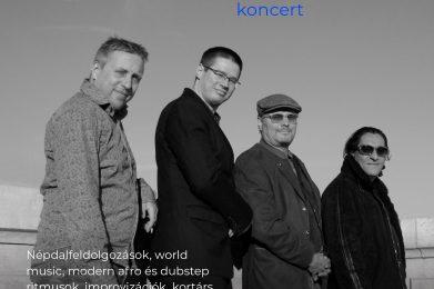 EastWing Quartet koncert